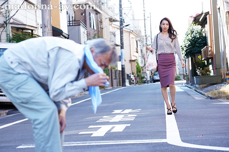 JUL-121 A Dull, Middle-Aged Man And A Beautiful, Pure, Married Woman – An Unlikely Couple Engage In Adultery – Shiori Sano