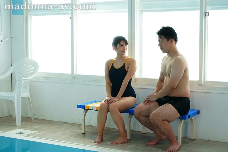 JUL-334 Swimming Class NTR A Shocking Creampie Video Featuring My Wife, Drowning In The Sexual Kindness Of Her Instructor Nao Jinguji
