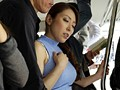 Married Woman With A Shaved Pussy On A Molester Train Yuko Shiraki preview-7