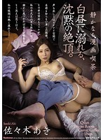 Silent Ecstasy In The Afternoon A Peaceful And Quiet Manga Cafe Aki Sasaki 下載