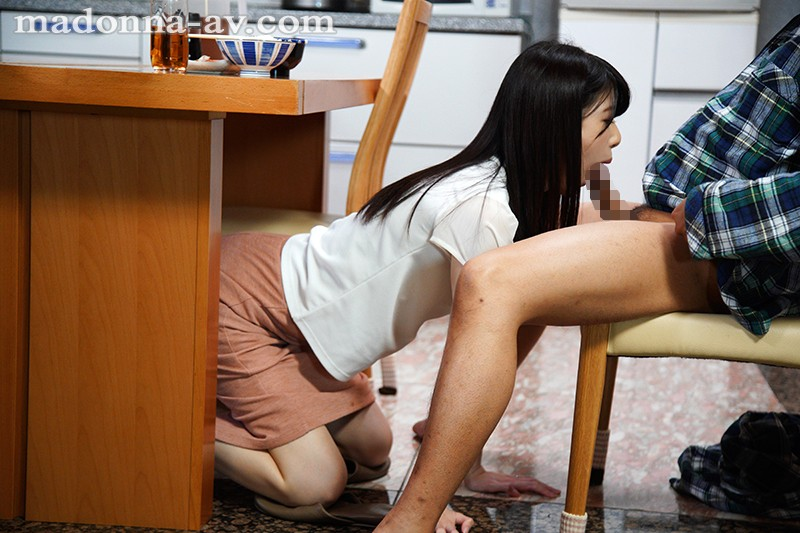 JUY-738 My Wife's Little Sister – The Taste Of Lust When It's Nearby, Under One Roof – Right At Home… Her Beautiful Face Is Dripping With Lust During Siren R**e!! Miyuki Arisaka