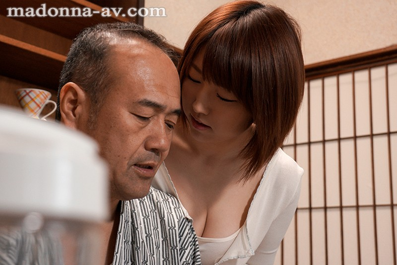 JUY-933 I Love My Father-in-Law More Than My Husband… Nanami Matsumoto