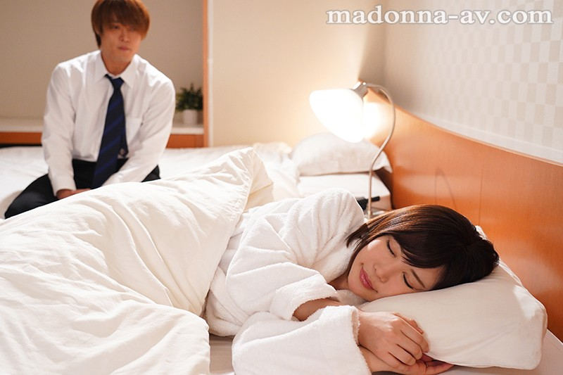 [JUY-964] Sharing A Hotel Room On A Business Trip With My Sexy Superior Yuria Satomi