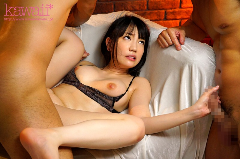 [KAWD-681] Repeatedly Having Sex Until The Insatiable Man With The Big Dick Is Empty Koharu Suzuki