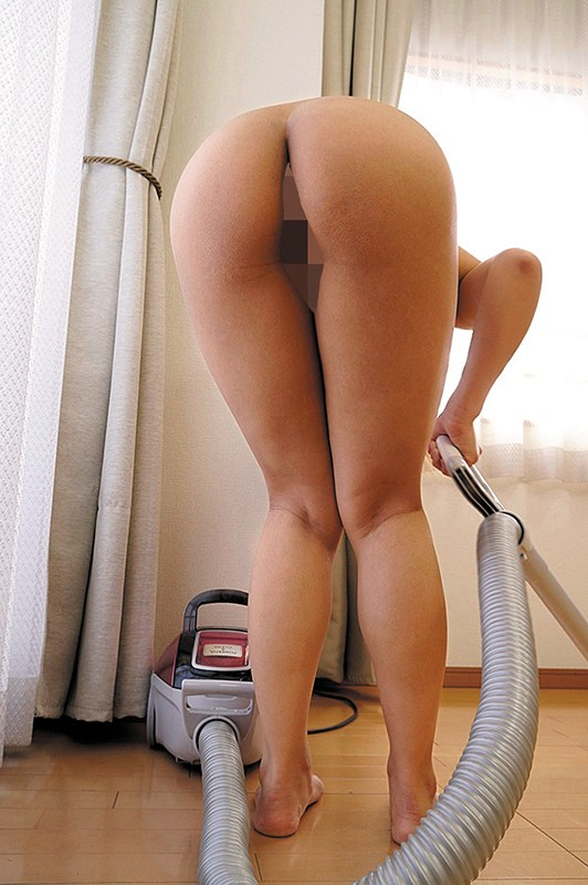 Naked Housewife