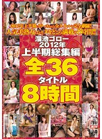 Goro Tameiki's Eight Hour 36 Title Complete Highlights Collection - First Half of 2012 Download