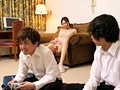Full Panty Shot Temptation - My Classmate's Mom Aki Sasaki preview-1