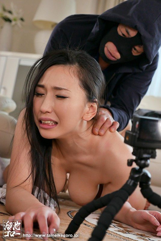 MEYD-368 The Faceless Rapist Who Targets Only Married Woman Babes On Their Danger Days Ai Sayama