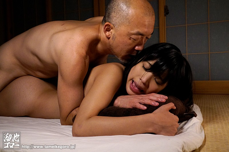 MEYD-440 My Father-In-Law Creampies Me In The 5 Minutes My Husband Takes To Smoke A Cigarette And Impregnates Me 10 Times Every Day… Mari Takasugi