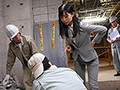 A Cocky Elite Employee Of A Major Construction Company Ends Up Staying The Night With The Laborers When She Goes To Visit A Construction Site... Sumire Kurokawa preview-8