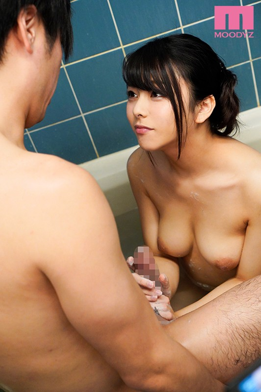 MIAA-046 My Childhood Friend And I Used To Have Baths Together