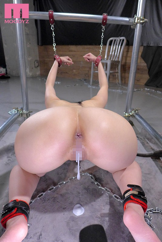 MIAA-088 24 Hours Doggy Style Tied Up Creampie Ass Toilet Violating, Dirtying, And Gang Banging Immovable