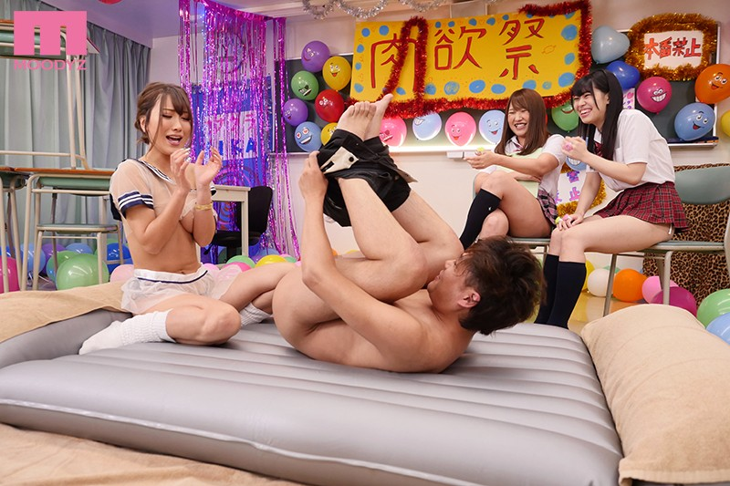 [MIAA-123] Sex Workers Academy Festival - A Slutty Gal In Uniform Gives You The Full Course - AIKA