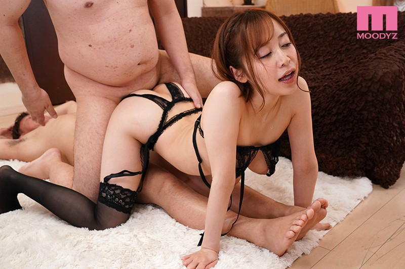 MIAA-136 Making Her Masturbate Until She's About To Cum, Then Putting It In For The Climax