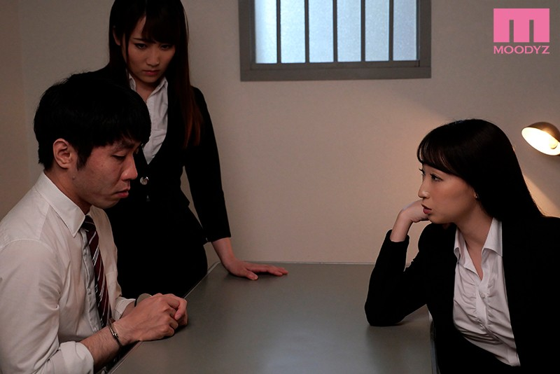 [MIAA-317] A Double Female Detective Temptation Questioning The Suspect Was Tied Up And Pounded With Creampie Sex For 3 Days Until He Finally Proved His Innocence Kurea Hasumi Mao Kurata
