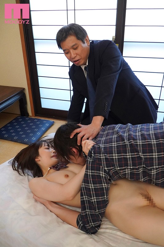 MIAA-417 I Got Turned On Watching My Step Sister Get Fucked By My Mom's New Husband Kanon Amane