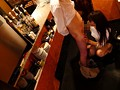 Clothed Tit Cafe Clerk Yui Oba preview-7