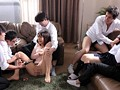 A Mother Trapped In Confinement And Raped In Her Own Home - A Gang Banged Stepmom And A Creampied Schoolgirl - preview-3