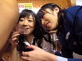 Taking A Licking Between Snake-like Tongues Ayu Sakurai Hibiki Otsuki preview-4