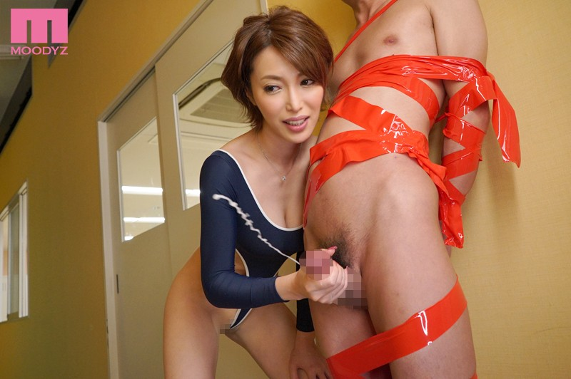 [MIAE-171] My Very Own Seductive Teacher Who Is Wearing A Thong Just For Me Mio Kimishima