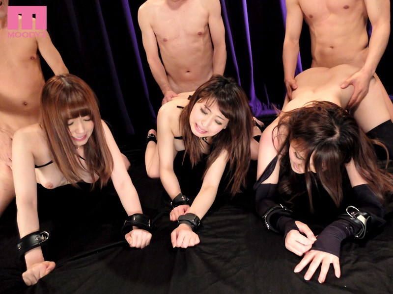[MIMK-022] Crimson Prison You Lose If You Orgasm. Women Who Were Made To Participate In A Game Of Humiliation