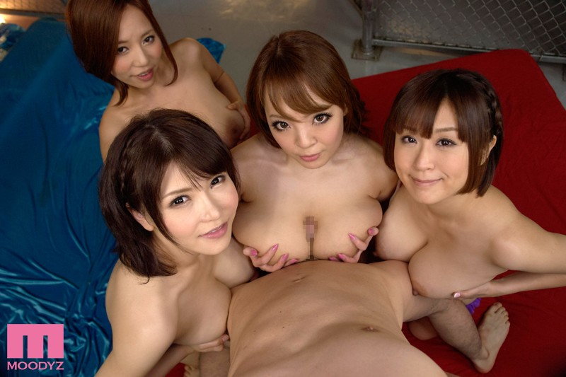 [MIRD-119] Only I-Cup or Bigger Allowed! Huge Tits Harem Special