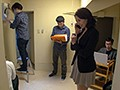 A Cuckold Office Trip My Wife Is A Lady Boss And She Went On An Office Trip With Her Employees Who Wanted To Fuck Her, And She Became A Drunk Girl After They Kept Forcing Her To Drink I Couldn't Believe That She Was Being Creampie Fucked While We Were On A Video Chat... Nozomi Tanihara preview-2
