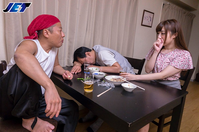 NGOD-082 Please Listen To Cuckold Tale Of Woe My Wife Was F***ed To Prepare Lunch For My Sweaty And Stinky Construction Crew Chief, And Eventually She Got Fucked Too Maria Aizawa
