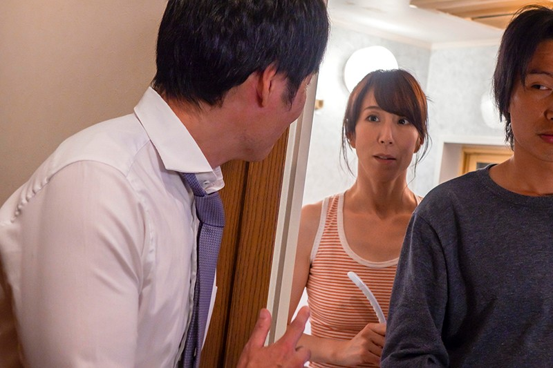 [NGOD-116] Forbidden Relationships - Stepmoms And Stepsons Of The Ice Age - Reiko Sawamura