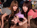 (njvr00027)[NJVR-027] [VR] These 3 Sluts Came To My House To Get Out Of The Rain And Started A Girls' Party And Were Talking About Who Was The Most Popular With The Guys And Then They Started Fighting Over My Cock And Displaying Their Amazing Techniques In A Reverse Four-Way Harlem Fuck Fest!! Download 6