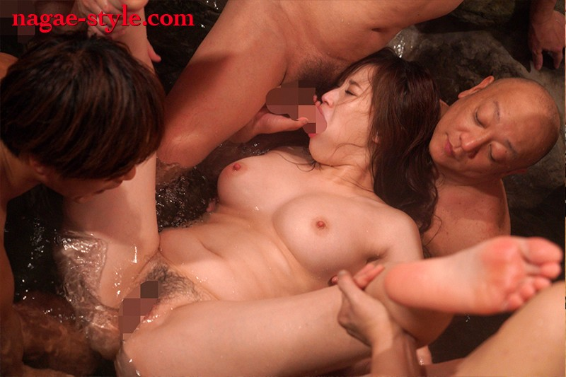 [NSPS-864] True Stories Posted Online - My Wife Got Played 10 - Tragedy On A Hot Spring Vacation - Sana Matsunaga