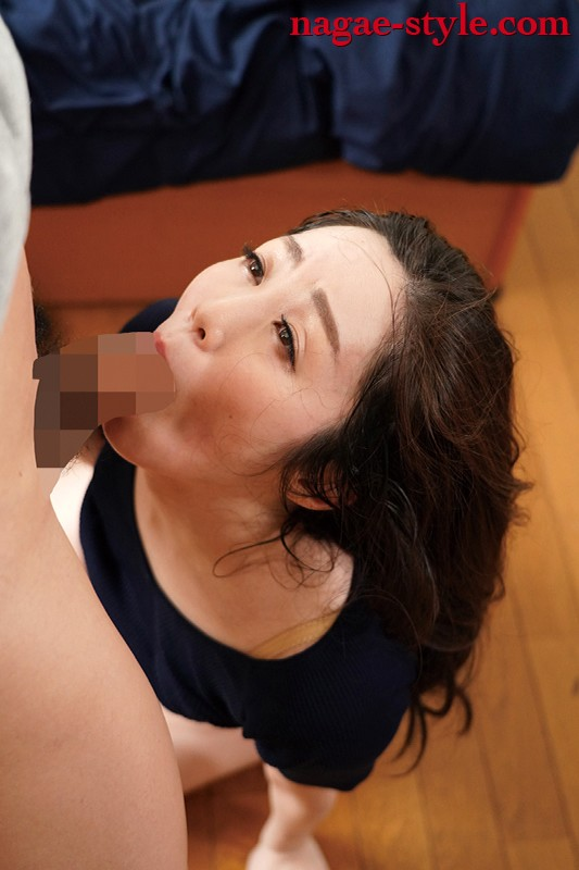 NSPS-939 Studio Nagae Style - My Wife's Big Sister Came Over To Babysit, And She Had Her Lust On Ful