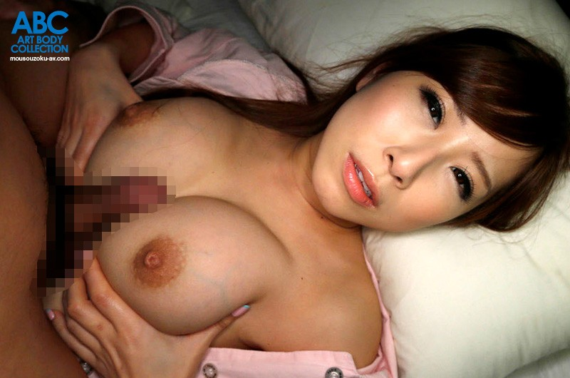 [OKSN-197] (English sub) I Can't Stop Thinking About Her Awesome Cleavage! I Even Dream About Titty Fucking My Mom! (Erika Kitagawa)
