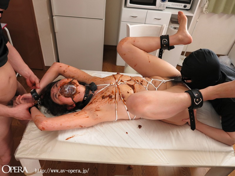 OPUD-258 Studio OPERA A Smelly Shitting Shameful Pig Bitch 8 An Anal Fisting Shit And Piss Fest big image 2