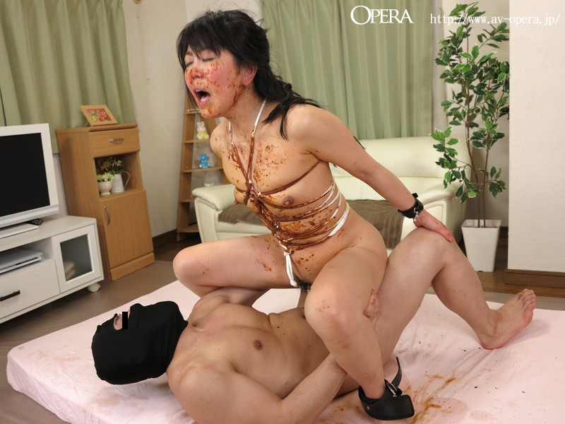 OPUD-258 Studio OPERA A Smelly Shitting Shameful Pig Bitch 8 An Anal Fisting Shit And Piss Fest big image 3