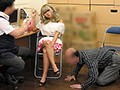 A Shoplifting Gal In The Middle Of Her Rebellious Period Was Giving Us Trouble, So We Threatened To Call Her Dad, And So We Blackmailed Her Into A Daddy Daughter Incest Sandwich Show! preview-6