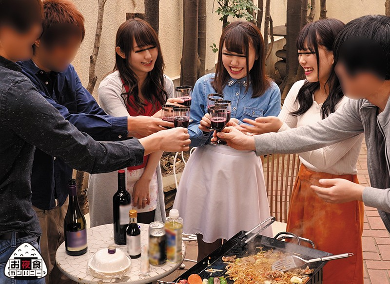 OYC-267 Three Married Couples Lust After Each Other Until An Innocent BBQ Turns Into A Debauched Wife-Swapping Orgy