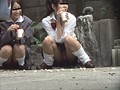 (pant00003)[PANT-003] The Posting Spider Goes to Public Park in Tokyo to Take Tantalizing Crouching Pantie Shots of Girls Feeding the Pigeons. Crouching Panty Shot 2 Download 9