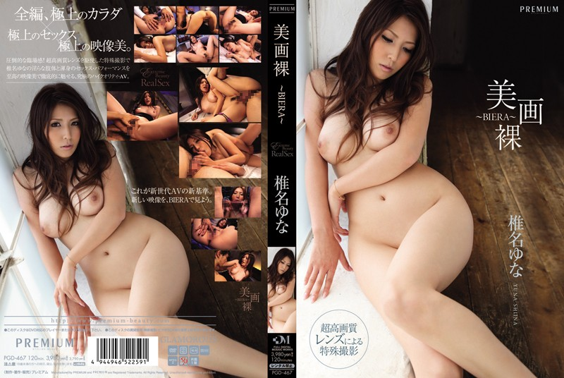 PGD-467 Beautiful Nude Picture - BIERA Yuna Shina