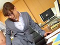 Sex With a Seductive,Still-Clothed Office Lady - Kaho Kasumi preview-4