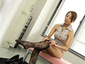 Tempting Office Slut In Pantyhose Aoi Matsushima preview-11