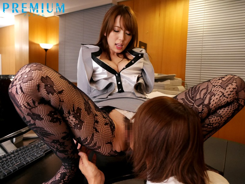 [PGD-820] Seductive, Perverted Office Lady In Pantyhose Yui Hatano