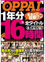 OPPAI One Year's Worth of Titles Full penetration Record!! 16 Hours Download