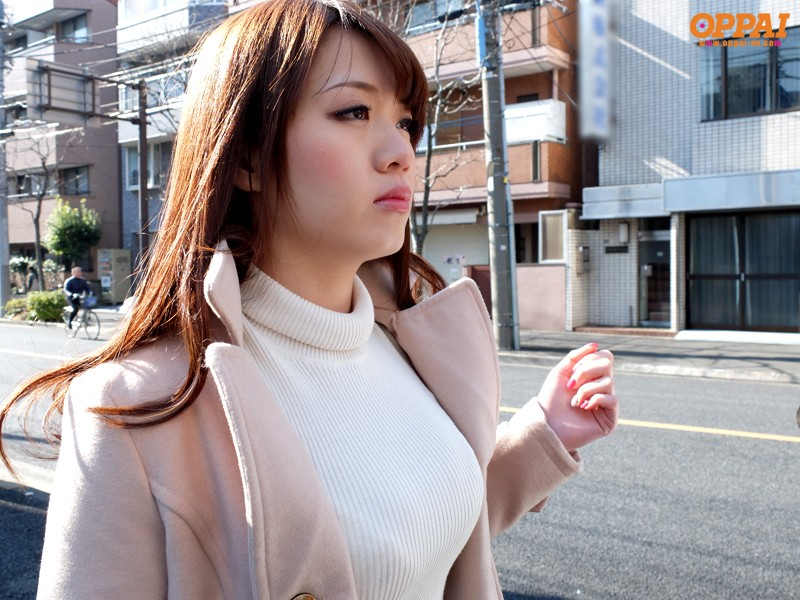 PPPD-285 Studio OPPAI Colossal Tits Covered in Different Clothes, Sweater, Knit Situation as Seen in Town Eri Hosaka big image 7