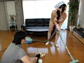 Bare Naked Busty Maid Ai Sayama preview-9