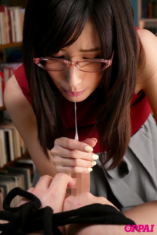 PPPD-711 Tied Up By A Busty Literary Girl And Made To Cum Continuously. JULIA
