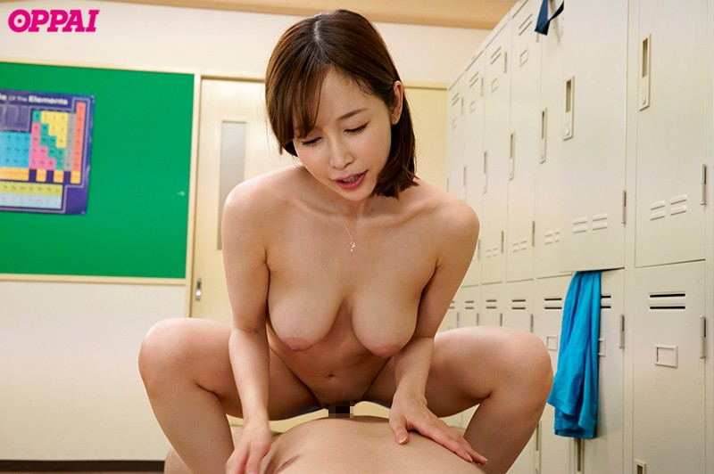 PPPD-725 The Busty Teacher's Allure Yu Shinoda