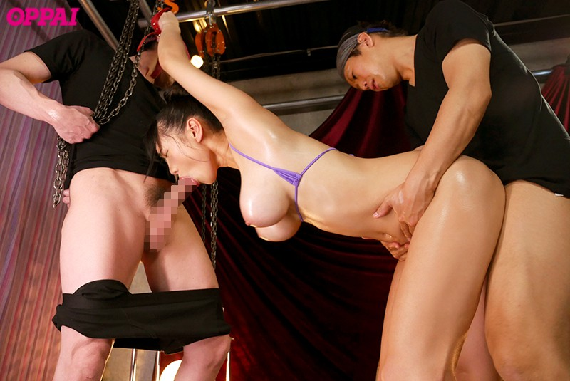 PPPD-782 No Matter How Much She Cums, It Will Never End A Tied Up Sensual Titty Massage She Was Unable To Move And Forced To Accept Titty Jiggling Piston-Pounding Evil Orgasmic Sex Matsuri Kiritani