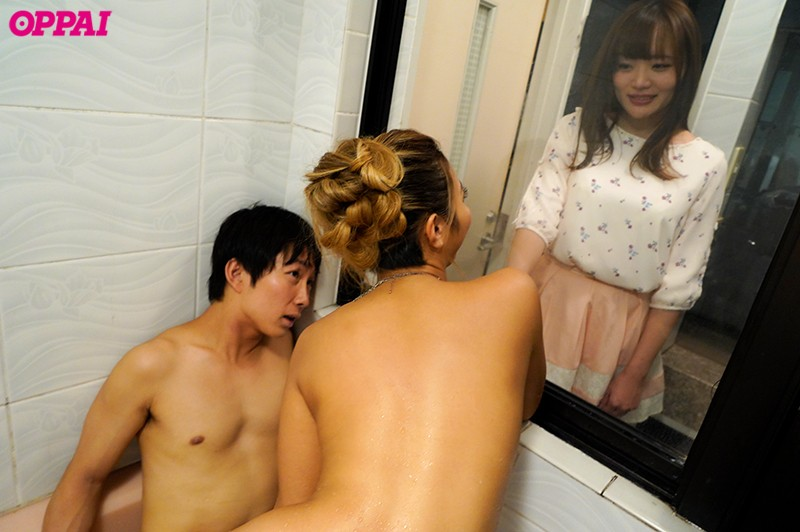 PPPD-905 My Girlfriend's Older Sister Tempts Me With Her Big Tits, Telling Me It's OK To Creampie Her – Ranka