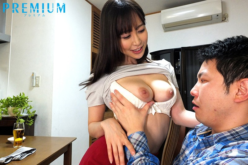 PRED-079 A Creampie Big Sister-In-Law's Temptation – Her Big Ass Is Getting Hot For Her Little Brother-In-Law – Yu Shinoda